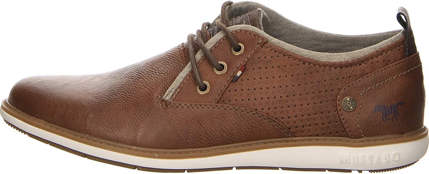 Mustang Men's Classic Lace-Up Half shoes