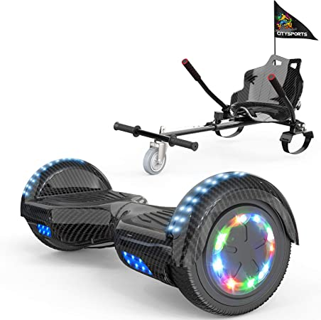 COLORWAY Hoverboards Hover Scooter Board 6,5