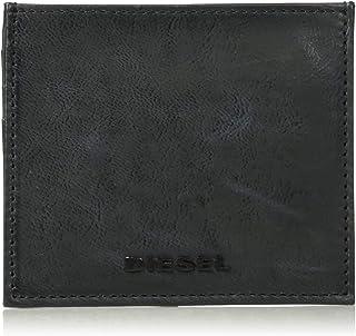 Diesel Men's Arsie Johnas I-Key Holder Tri-Fold Wallet