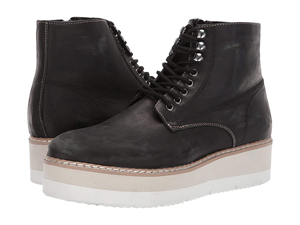 Steve Madden Steve Madden Self Made Sayne (Black) Men