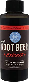 Hires Big H Root Beer Extract, Root Beer Soda and Dessert Syrup, 4 Fl Oz (Pack of 1)