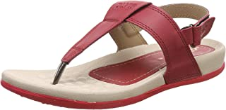WELCOME Women's Matellicred Flip-Flop
