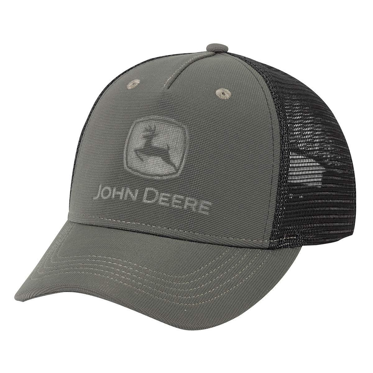 John Deere Olive Debossed Hat/Cap - LP76093