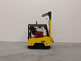 Hoc C3020 Mini Reversible Plate Compactor Hydraulic Handle + 3 Year Warranty + Wheel Kit