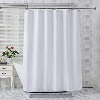 Best coral fabric shower curtain Reviews