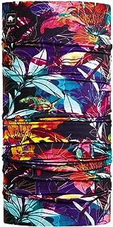 Turtle Fur UV Totally Tubular, Multifunctional Headwear Tube and Face Mask, Reversible Prints