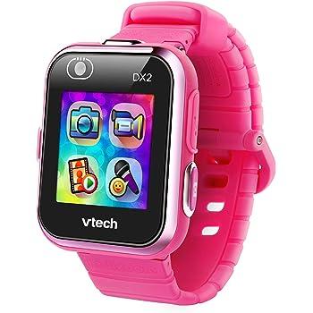 VTech KidiZoom - Reloj Inteligente DX2, Color Rosa