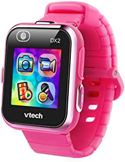 Vtech Kidizoom Pink Smart Watch DX2 Toy Accessory - 4 Years & Above