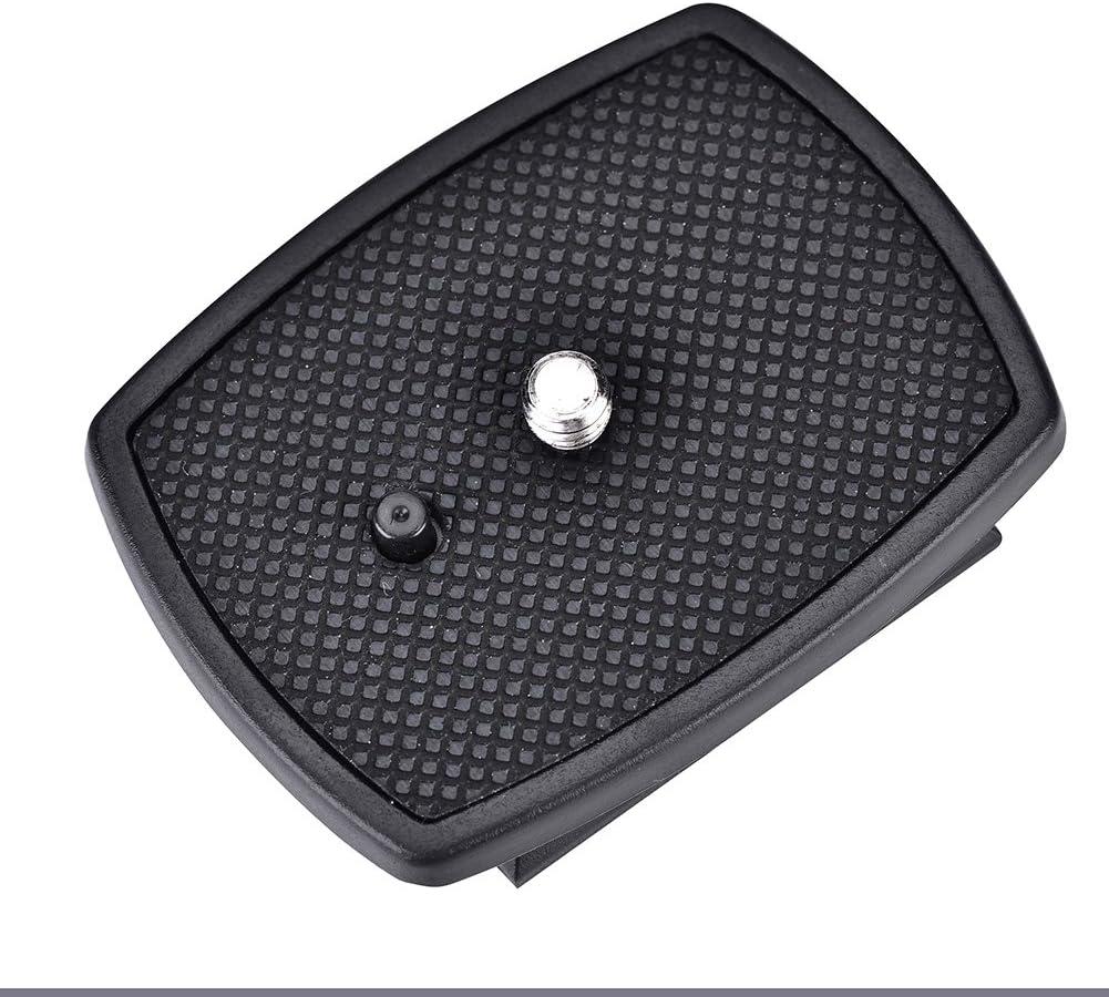 Quick Release Plate Clamp Tripod Head Adapter for Velbon CX-444, CX-888, CX-460, CX-460mini, CX-470, CX-570, CX-690, DF-50, for Sony VCT-D580RM, VCT-D680RM, VCT-R640