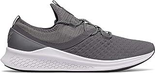 [ニューバランス] メンズ 男性用 シューズ 靴 スニーカー 運動靴 Fresh Foam LAZR - Castlerock/White [並行輸入品]