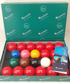Aramith Snooker Balls 2 1/16