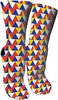 Colorado High Socks Crew Sock Crazy Socks Long Tube Socks Novelty Fun for Women Teens Girls