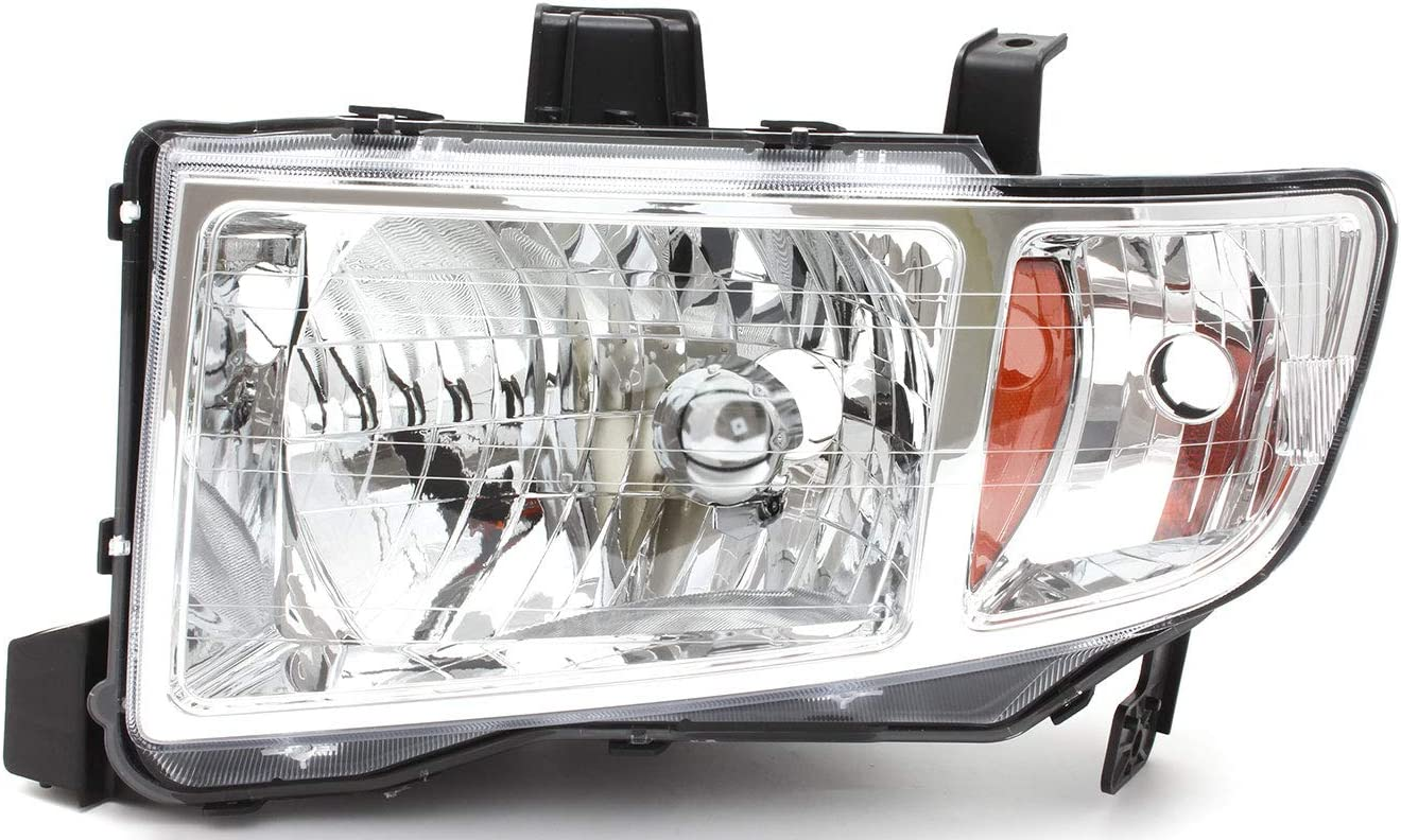 For Honda Ridgeline Headlight 2009 定価の67%OFF 2010 爆売りセール開催中 2014 Driv 2013 2011 2012