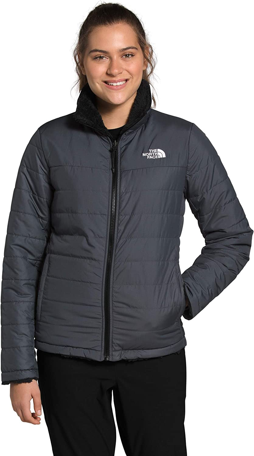 The North Face Women's Jacket Mossbud Insulated Reversible ファクトリーアウトレット 店舗