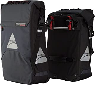 Axiom Tempest Hydracore P25 Panniers: Gray