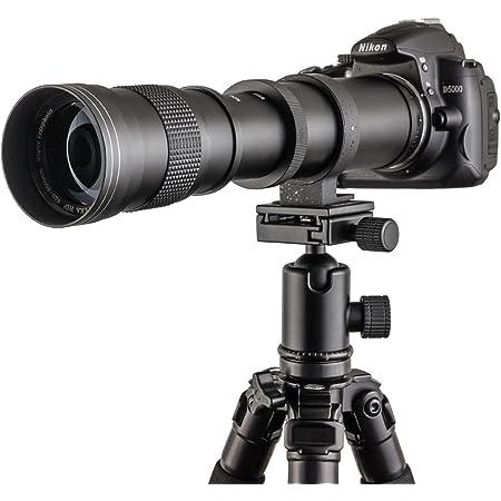 Fotga 420 800mm F 8 3 16 Super Tele Zoom Objektiv Kamera