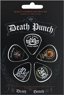 death guitar pick