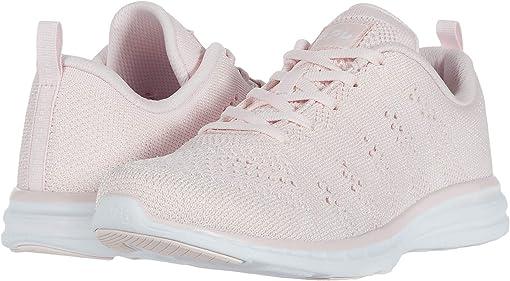 Bleached Pink/Metallic Pearl/White