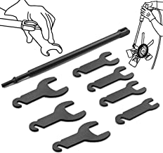 43300 Pneumatic Fan Clutch Wrench Set & Removal Tool Kit for Ford/GM/Chrysler/Jeep