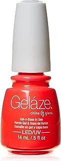 China Glaze Gelaze 81643 Pool Party