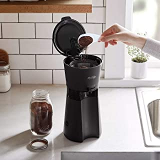 Mr Coffee Iced Coffee Maker with Reusable Tumbler and Coffee Filter Black