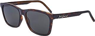 Saint Laurent - gafas de sol SL 318 002 Habana gris tamaño de 56 mm de Hombre