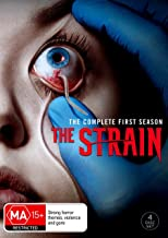 STRAIN, THE: SEAS 1 (4 DISC)