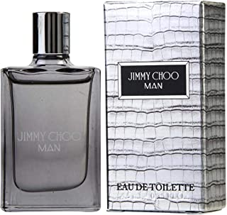 Jimmy Choo Man by Jimmy Choo for Men - Eau de Toilette, 4.5ml