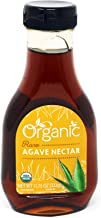 Lidl Organic Raw Agave Nectar 11.75oz, Certified USDA Organic, Excellent Substitute for Sugar