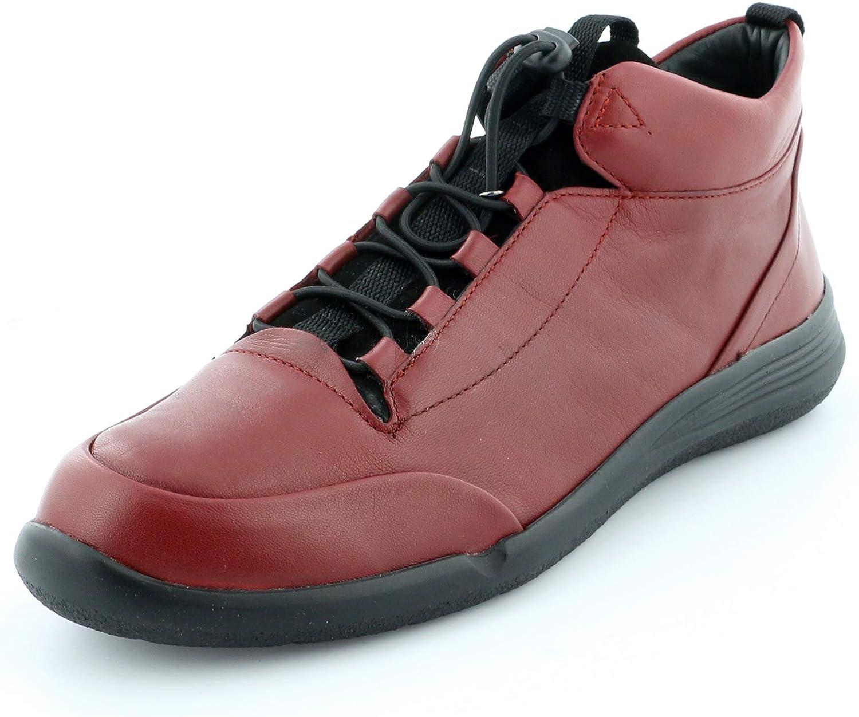 ARA Damen Stiefeletten P17 P17 12-18132-05 rot 585025  Heute online einkaufen