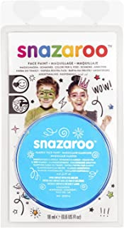 Winsor & Newton Snazaroo Face Paint 18ml Clam Pack Color - Turquoise