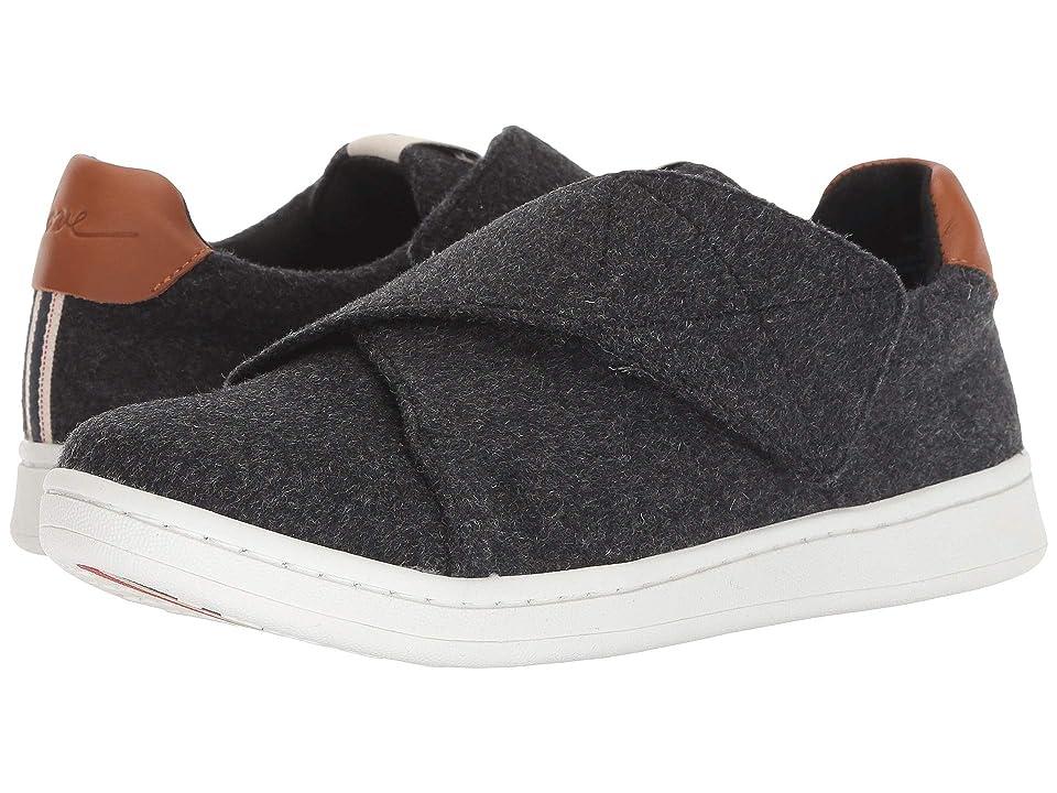 ED Ellen DeGeneres Charston Sneaker (Charcoal/Light Maple) Women