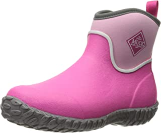 Muck Boots Kid's Muckster Ankle Boot, Black