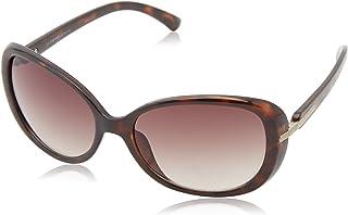 نظارة كالفن كلاين بيضوية للنساء CWR674S