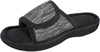 RockDove Women's Adjustable Wrap Memory Foam Slide