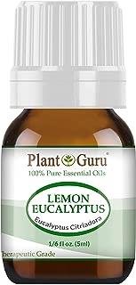 Lemon Eucalyptus Essential Oil 5 ml 100% Pure Undiluted Therapeutic Grade.