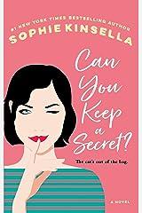 Can You Keep a Secret?: A Novel Kindle Edition