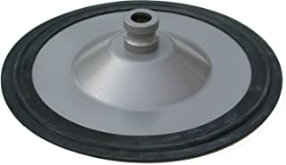 Rubber Ringed Follower Plate for Clean Wiping of Grease on The Side of a 120LB / 16 Gallon Drum.