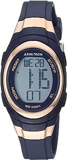 Women's 45/7034 Digital Chronograph Resin Strap Watch