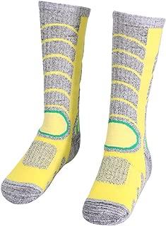 Baoblaze Men Women Kids Adult Winter Thermal Long Ski Snowboarding Hiking Sports Towel Socks Soccer Socks