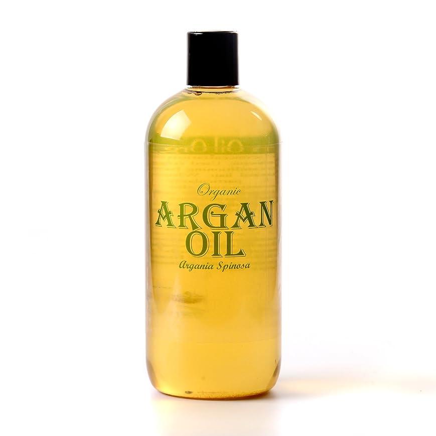 大聖堂混沌に付けるMystic Moments   Argan Virgin Carrier Oil - Organic - 500ml - 100% Pure