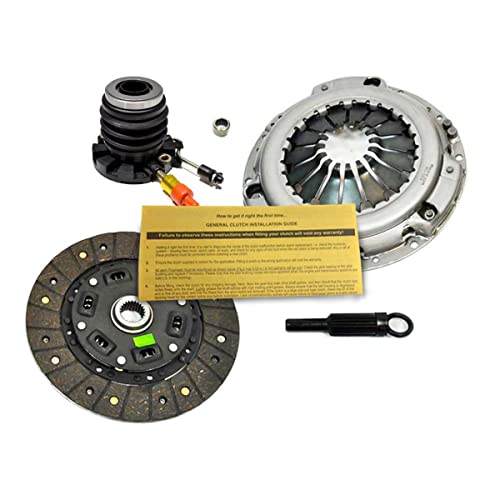 HD CLUTCH KIT-SLAVE CYL by EFT for 95-11 FORD RANGER PICKUP TRUCK