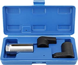 FreeTec Lambdasonden Steck Schlüssel 3-teilig Stecknüsse Lamdasonde Nüsse Set Werkzeug