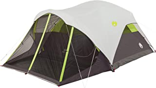 Coleman Steel Creek 6 Person Fast Pitch Dome Tent with Screenroom