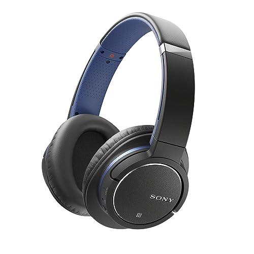 Sony MDR-ZX770BNB Casque Bluetooth à Réduction de Bruit - Bleu