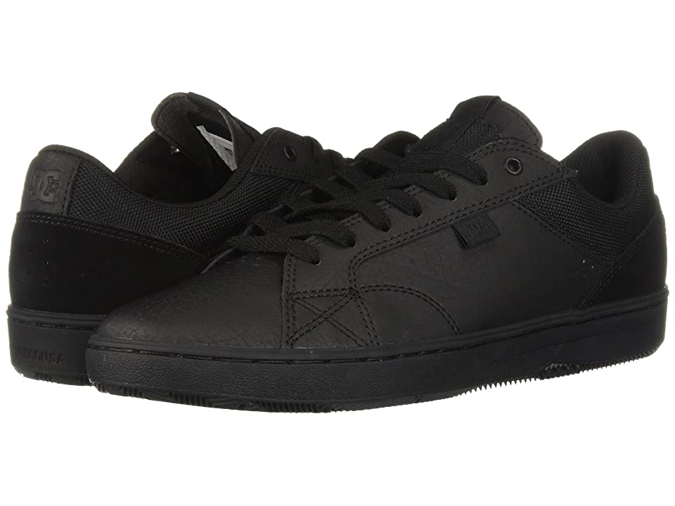 DC Astor (Black/Black) Men
