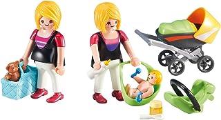 Playmobil 6447. Embarazada y Mama con Bebe