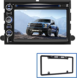 $180 » 7 Inch Car Stereo Radio for Ford F150,Focus,Expedition,Escape with Night Vision License Plate Backup Camera