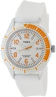 Timex Originals Quartz Movement White Dial Unisex Watch T2P007