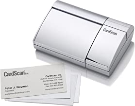 DYMO Canon CardScan Personal v8 Card Scanner for 32- bit Systems